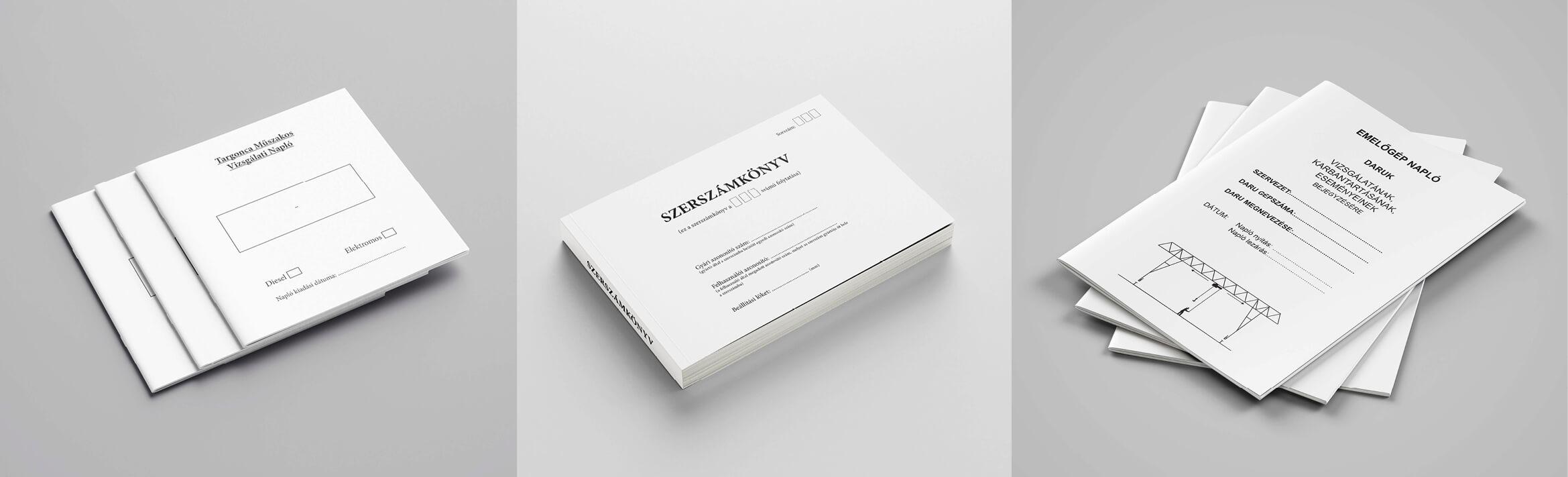 kezelési útmutatók nyomtatása